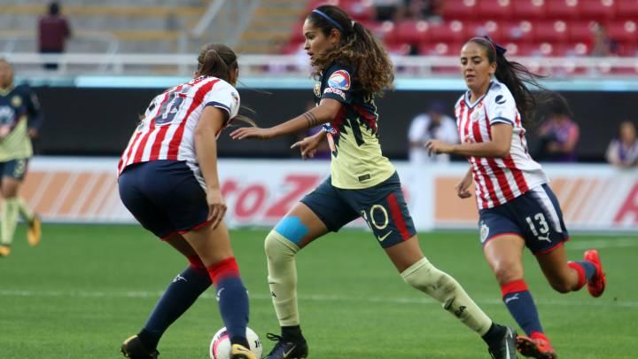 10° Clásico Nacional en la Liga MX Femenil
