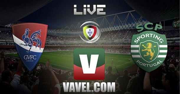 Gil Vicente x Sporting,