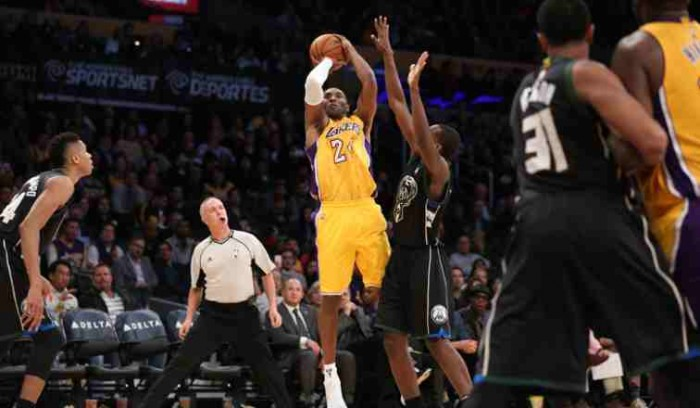 Lakers-Bucks Preview: Legendary Kobe Bryant Tests Rising ... Jabari Parker Lakers