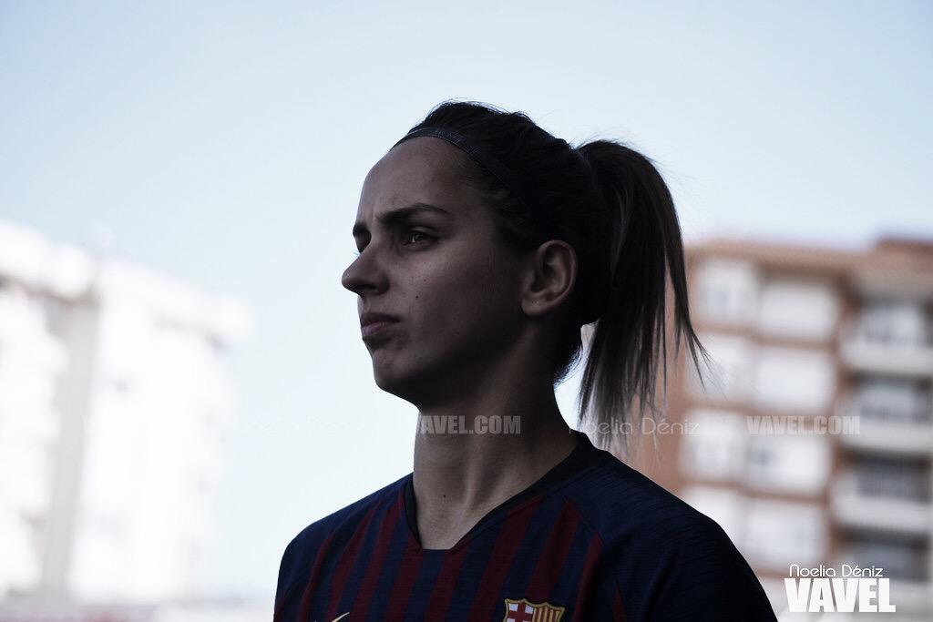 Nataša Andonova abandona el Fútbol Club Barcelona