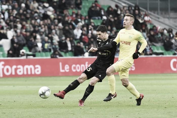 Saint-Étienne empata com Nantes, mantém sequência ruim e fica mais distante do G-4