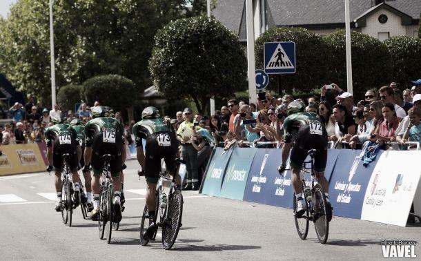 Europcar cesará el patrocinio del equipo al final del próximo año