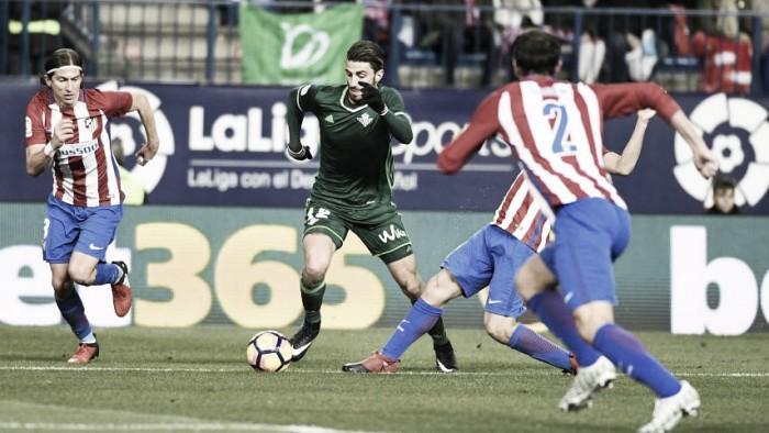 El Betis, casi 12 años sin ganar al Atlético como local