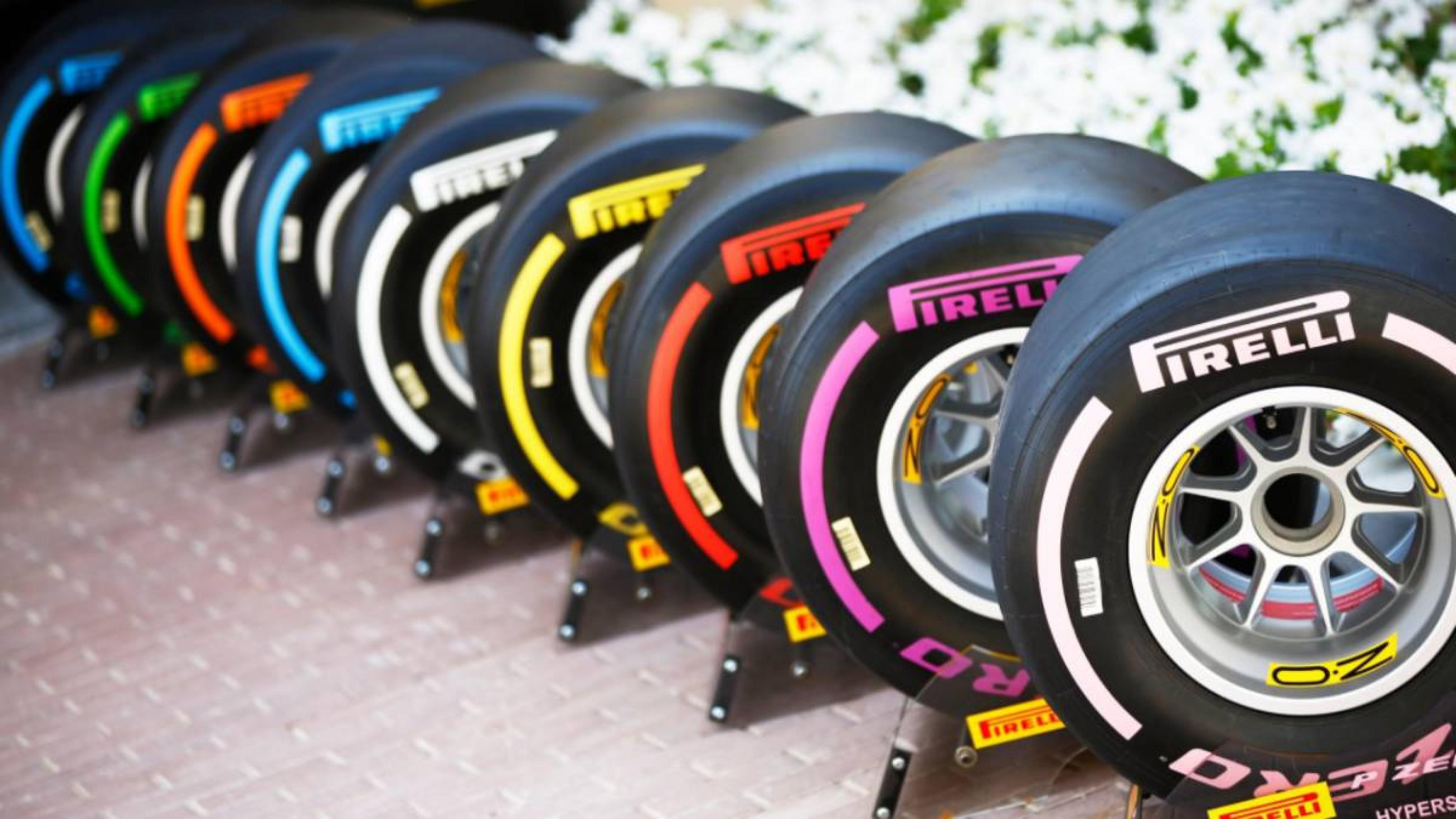 Pirelli anuncia la selección de neumáticos para Rusia