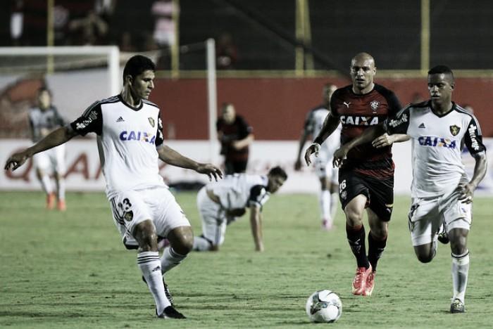 Vitória e Sport fazem clássico nordestino no Barradão visando afastamento do Z-4