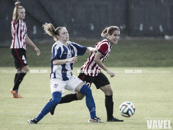 """Iraia Iturregi: """"Los resultados confirman que el equipo está haciendo las cosas bien"""""""