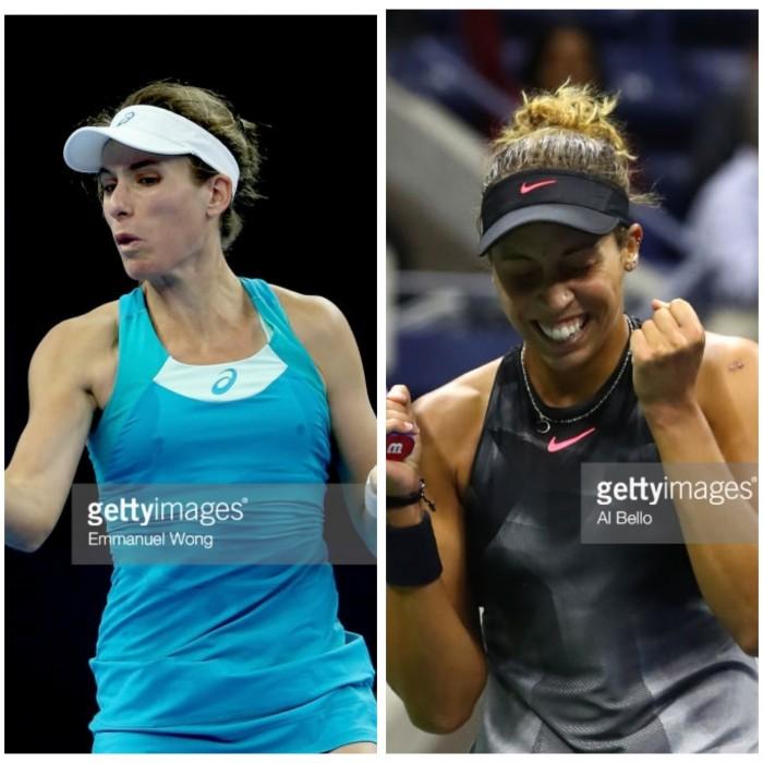Johanna Konta vs Madison Keys Preview: Pair face off in WTA Brisbane opener