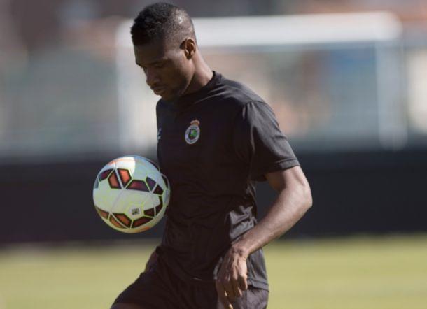 """Mamadou Sylla: """"Estoy deseando ganar en El Sardinero y marcar ante nuestra afición"""""""