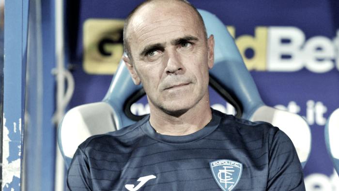 Serie A: tonfo casalingo dell'Empoli. Le dichiarazioni di Martusciello