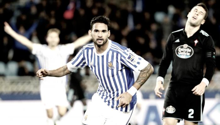 """Willian José: """"He tenido el gol en el pie, un delantero no puede fallar un penalty"""""""