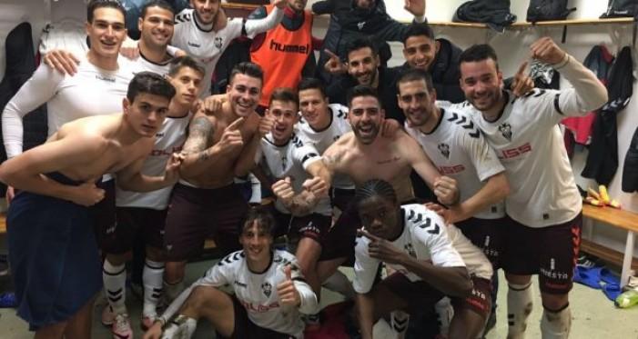 El Albacete impone su dominio