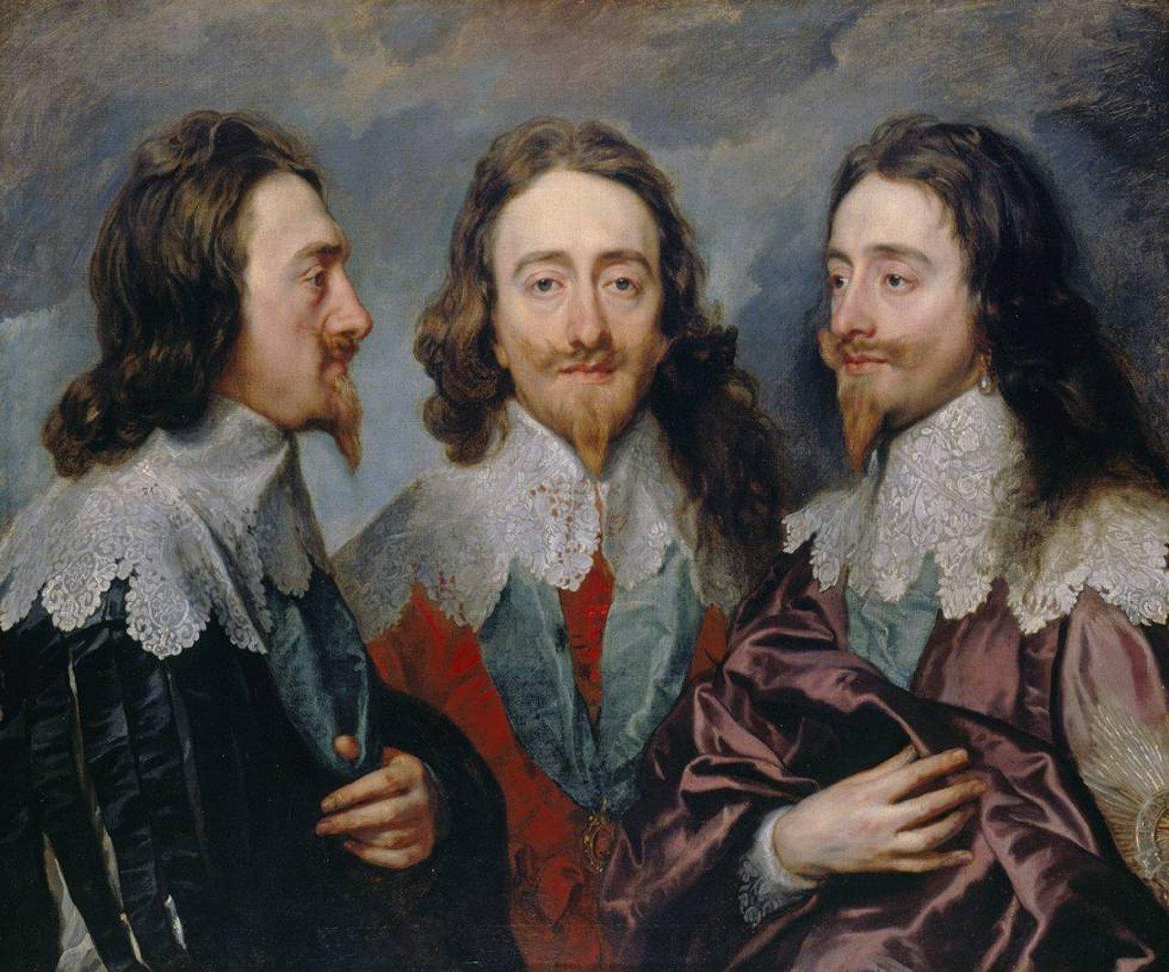 Las mascaradas en la Corte de Carlos I