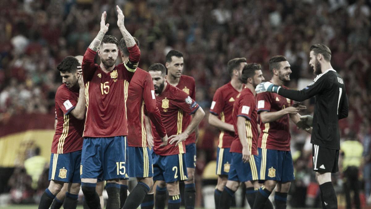 Los 23 de España en suelo ruso para la cita mundialista