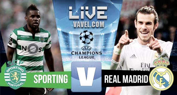 Risultato Sporting Lisbona - Real Madrid, Champions League 2016/17 (1-2): i blancos passano il turno, portoghesi eliminati