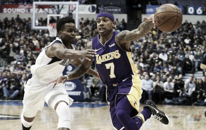 Resumen NBA: Isaiah Thomas debuta con los Lakers y Steve Kerr llega a las 250 victorias