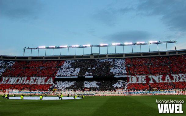 El Atlético de Madrid no ha ganado al Córdoba en el Vicente Calderón