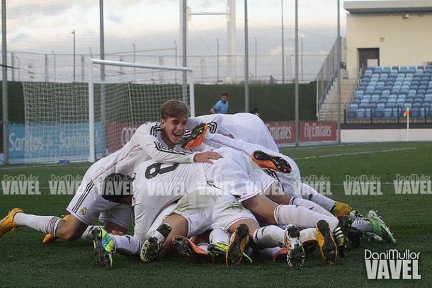 Real Madrid Castilla - Real Unión de Irún: a por la Novena