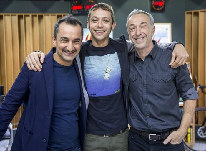 """Rossi a Deejay Chiama Italia: """"Peccato per il mondiale, Vinales grosso problema"""""""