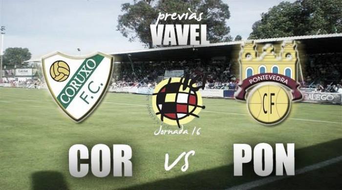 Coruxo-Pontevedra: reválida en O Vao