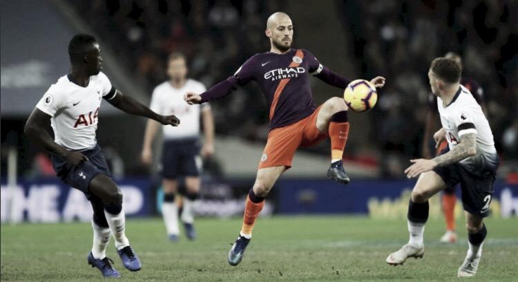 Manchester City e Tottenham fazem jogo de volta por vaga nas semifinais da UCL