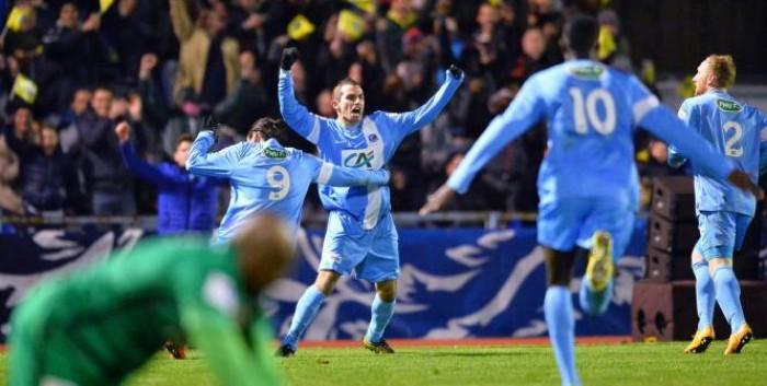 Coupe de France : Paris de justesse, Lyon et Marseille gèrent, Lille et Rennes sortent