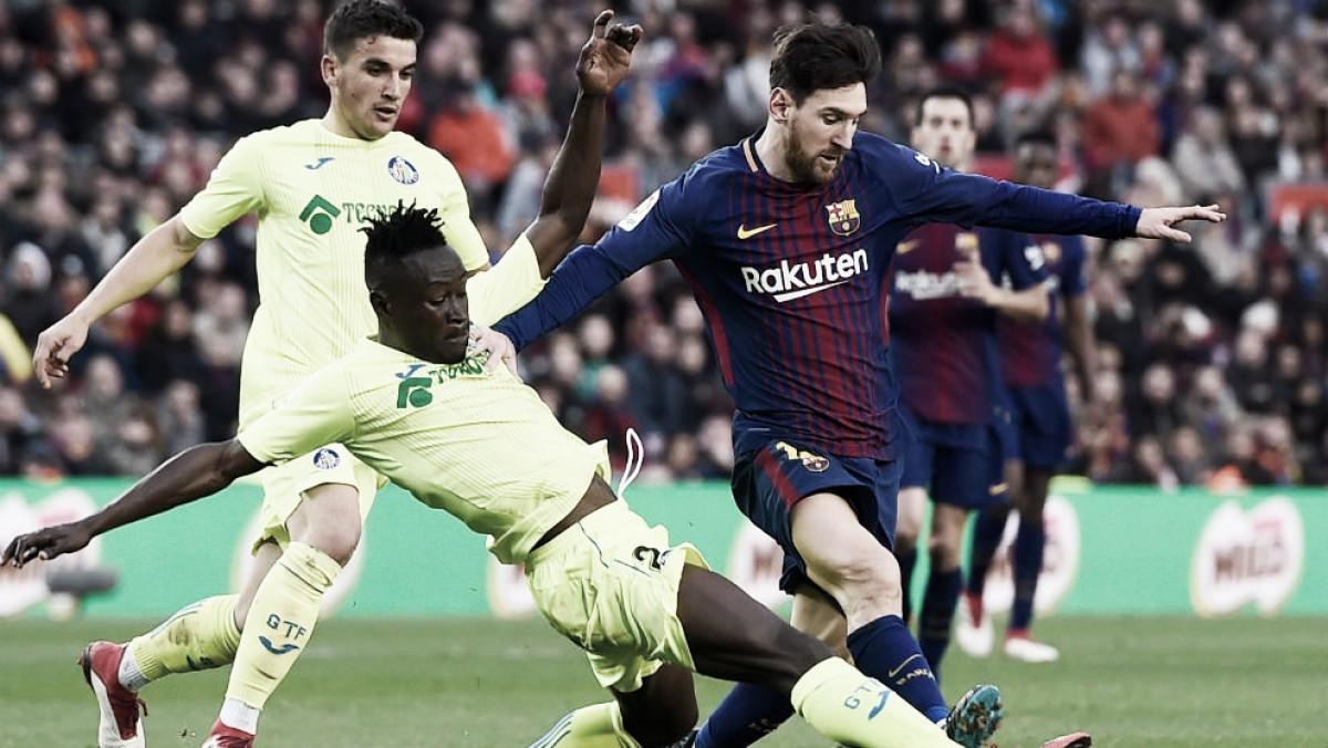Guía VAVEL Getafe CF 2018/19: Djené, baluarte azulón