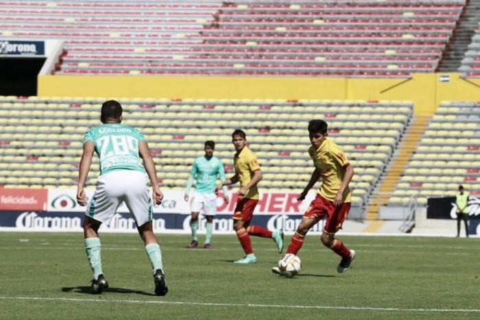 León sub-20 supera a Monarcas y está en semifinales
