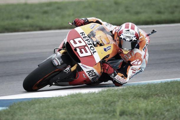 Moto GP : 10 sur 10 pour Marquez