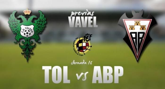 CD Toledo - Albacete Balompié: derbi manchego con el liderato en juego