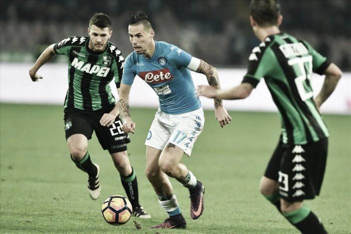 El Nápoles pierde otra oportunidad