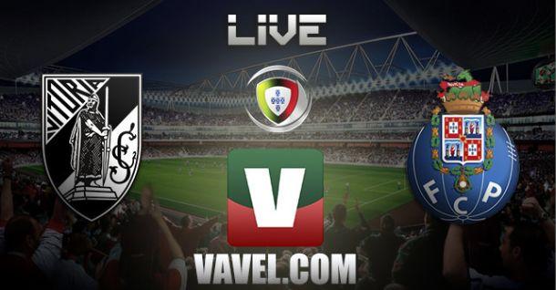 Vitória de Guimaraes vs Oporto en vivo y en directo online
