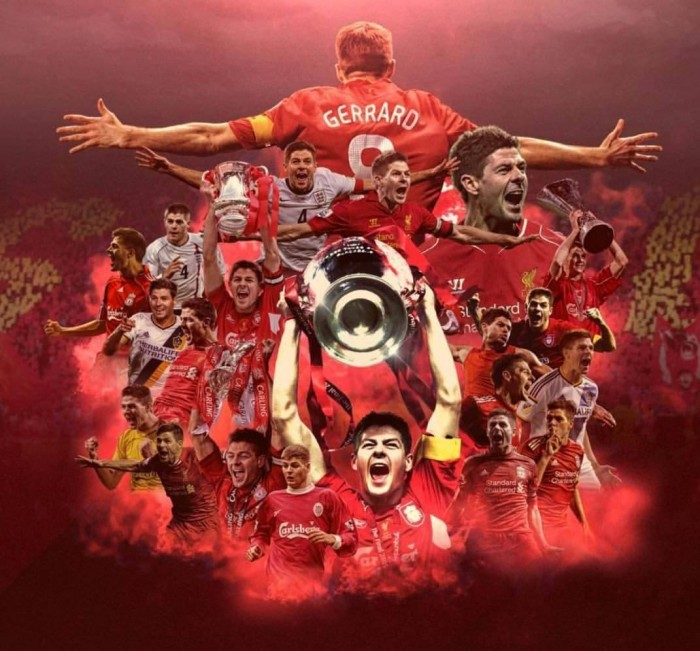 La carriera di Steven Gerrard: fedeltà, amore, vittorie e una leadership unica