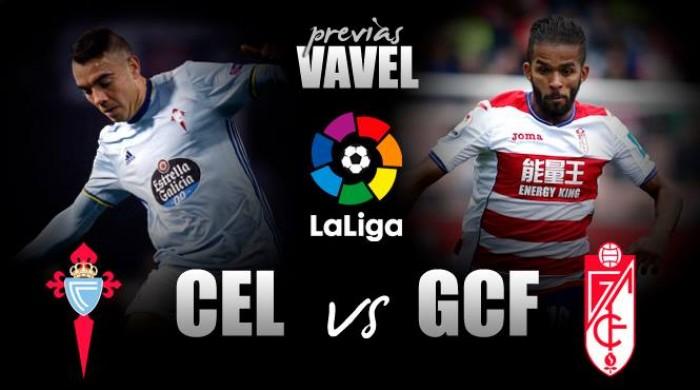 Previa Celta de Vigo - Granada CF: ganar para curar heridas
