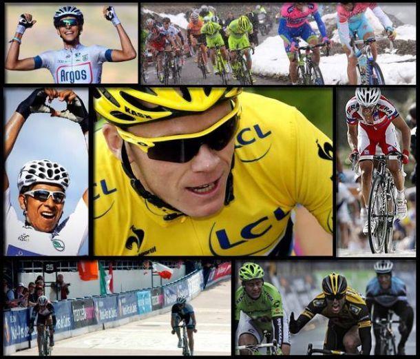 Rétrospective de la saison cycliste 2013, seconde partie