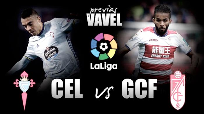 Celta de Vigo - Granada CF: mil argumentos para ganar