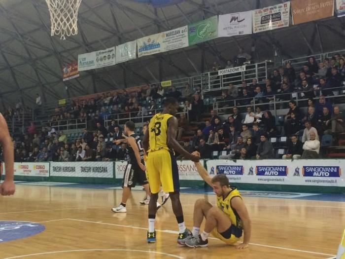 Serie A2, Scafati terra fertile: Tortona raccoglie la vittoria al PalaMangano