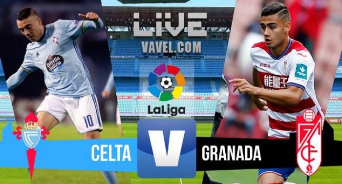 El Granada CF también cae en Balaídos