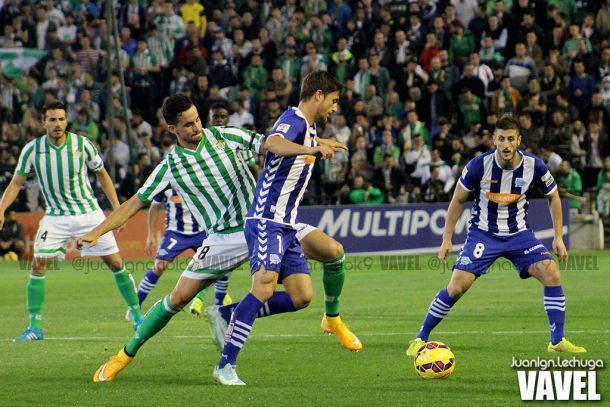 Deportivo Alavés - Real Betis: historial de enfrentamientos