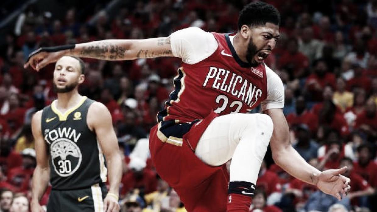 Resumen de la jornada: New Orleans coge aire, los Rockets apabullan a los Jazz