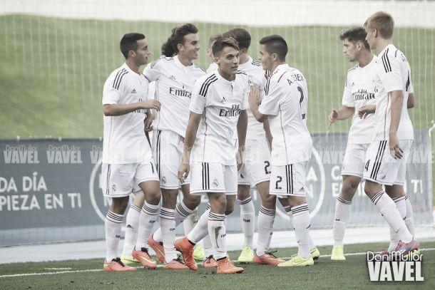 El Juvenil blanco inicia la fase de grupos de la Youth League con una cómoda victoria