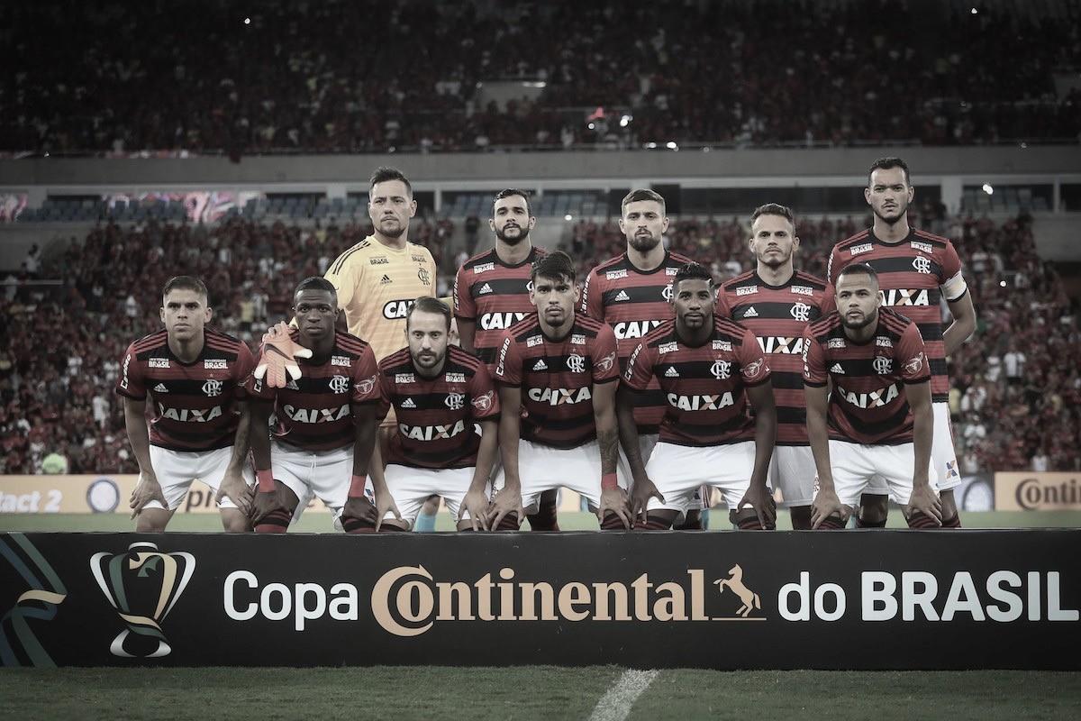 Embalado e com mudanças, Flamengo quer confirmar bom momento contra o Grêmio