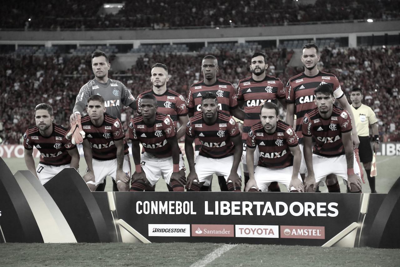 No pote 2, Flamengo descobrirá seu grupo na Copa Libertadores 2019