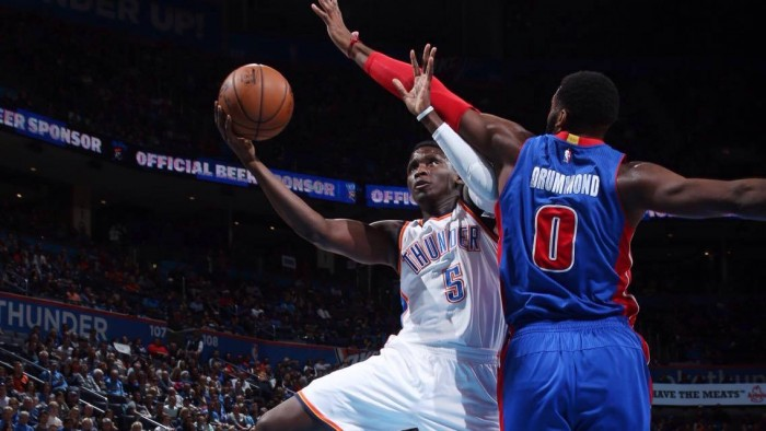 NBA - Altra tripla doppia di Westbrook: OKC sconfigge i Pistons