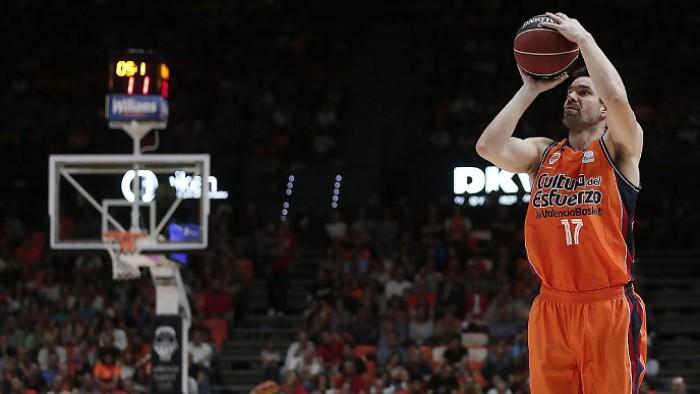Un Valencia Basket liderado por Rafa Martínez vuelve a ganar en Liga