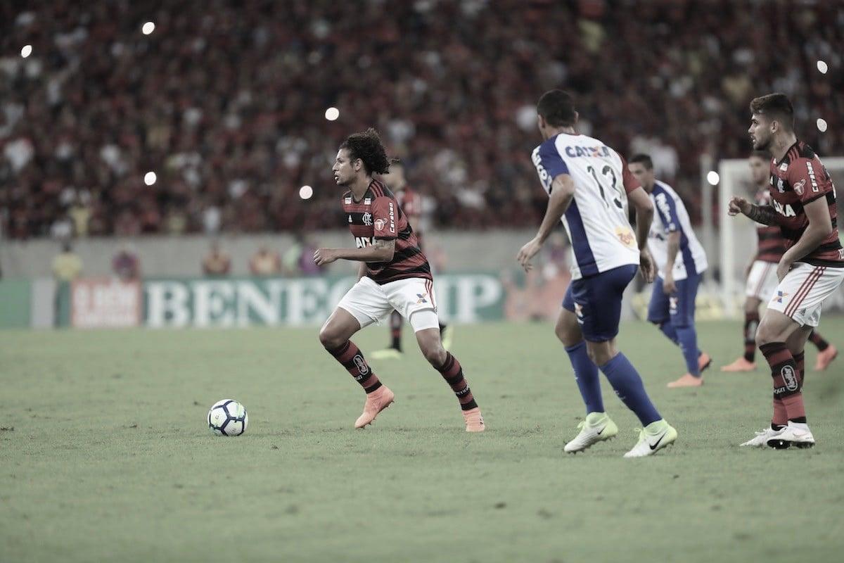 William Arão é vendido ao Olympiacos, da Grécia, e deixa o Flamengo