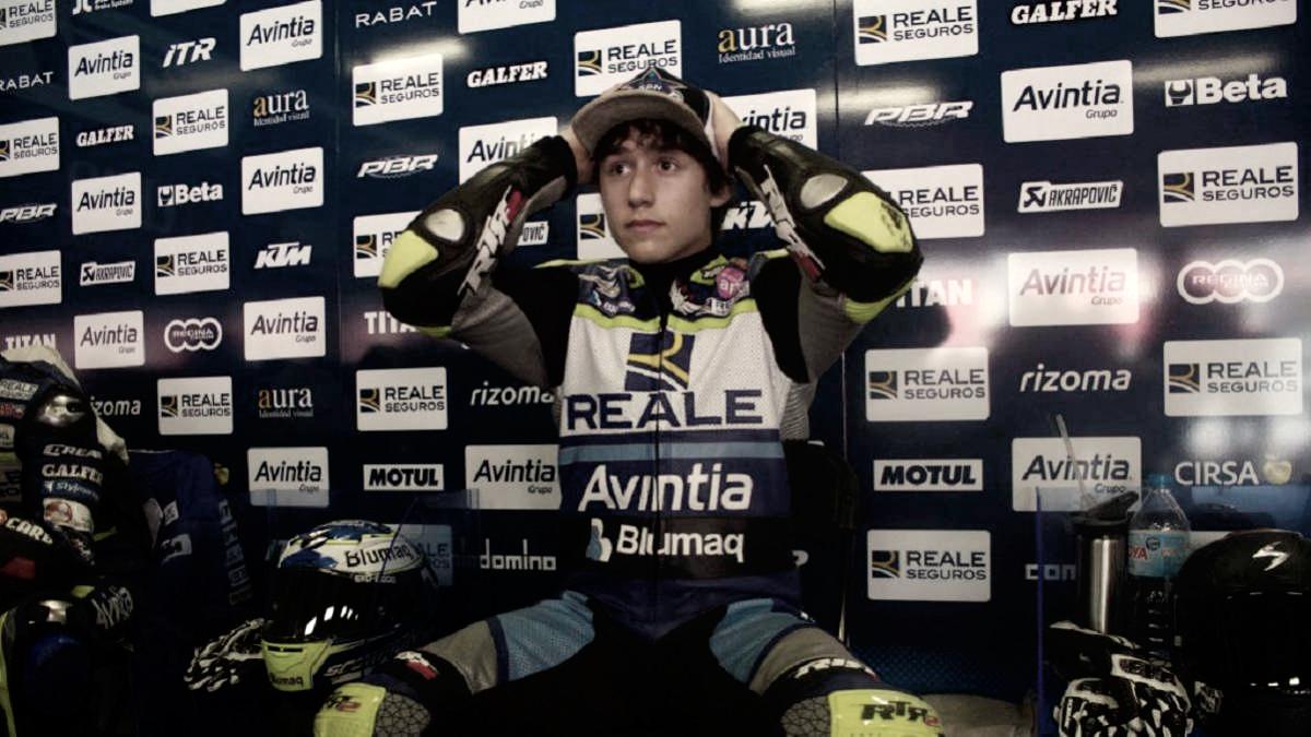 Andreas Pérez fallece tras el accidente sufrido en Montmeló