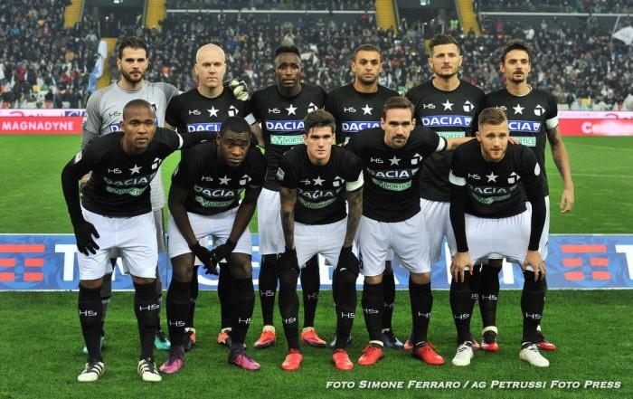 Udinese - Un thriller che diventa favola
