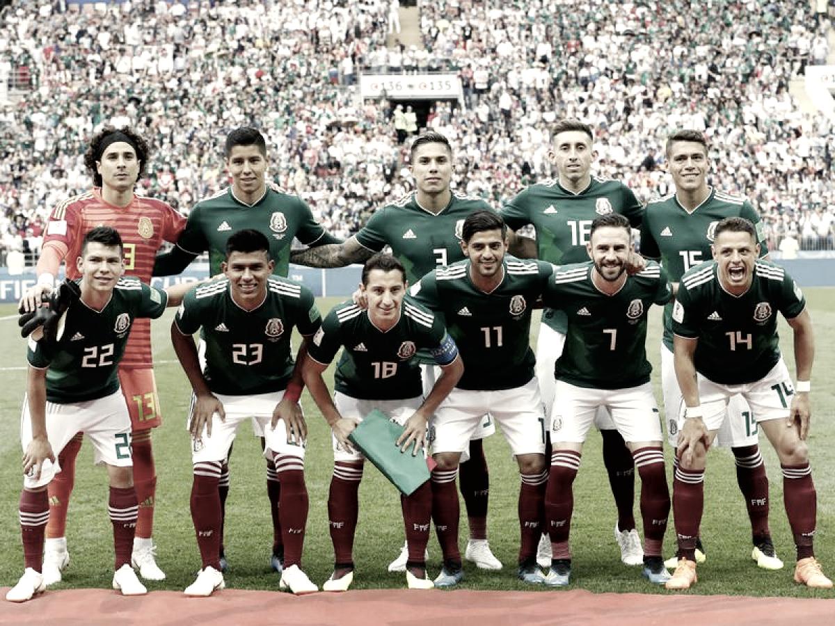 Alemania vs México: puntuaciones de México, jornada 1 del Mundial Rusia 2018