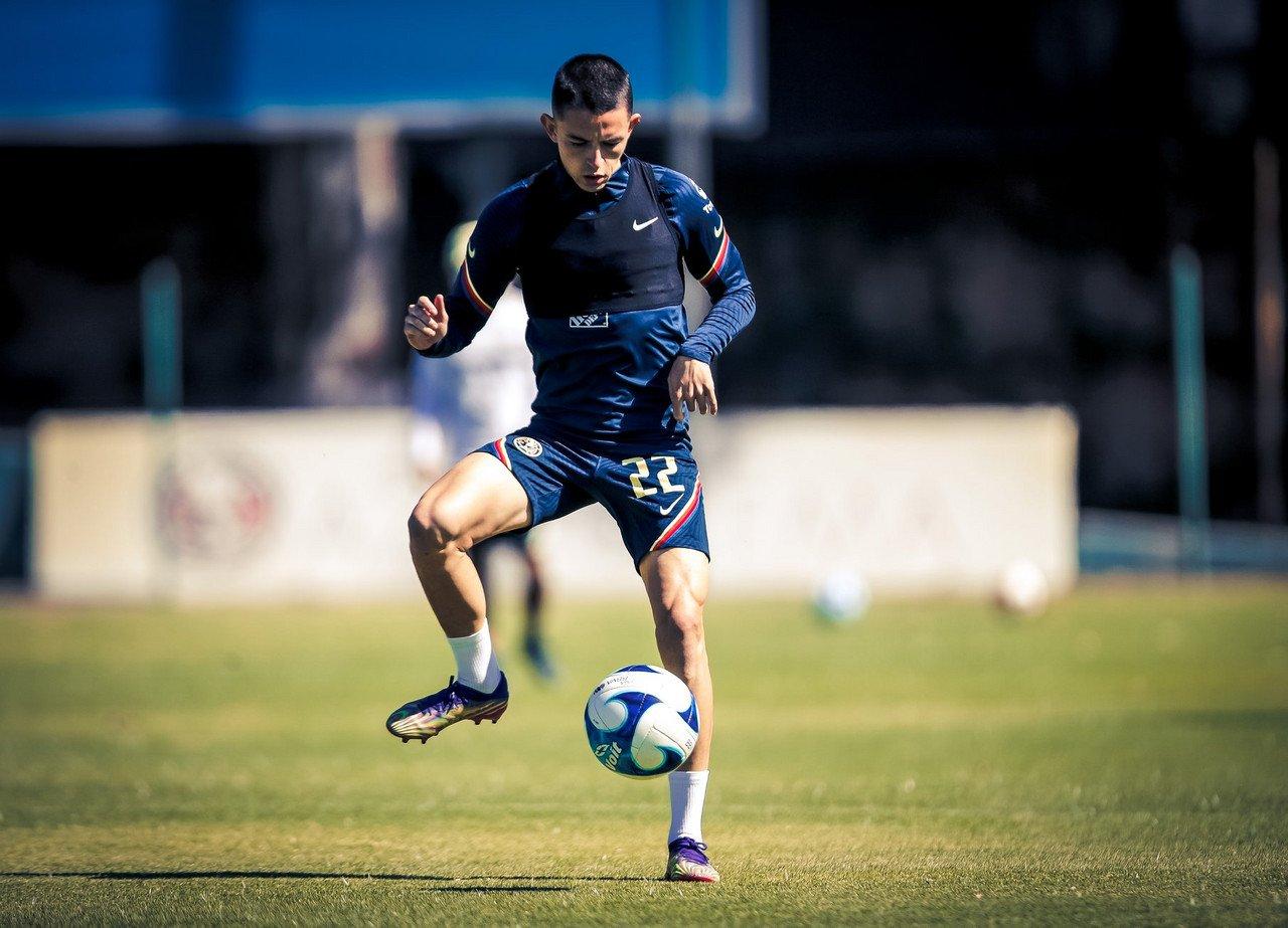 """Álvaro Fidalgo: """"Voy a dejar la vida por la playera del América"""""""
