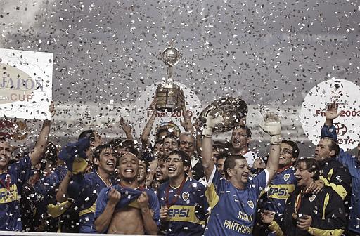 Libertadores 2003: a 17 años del título en Brasil